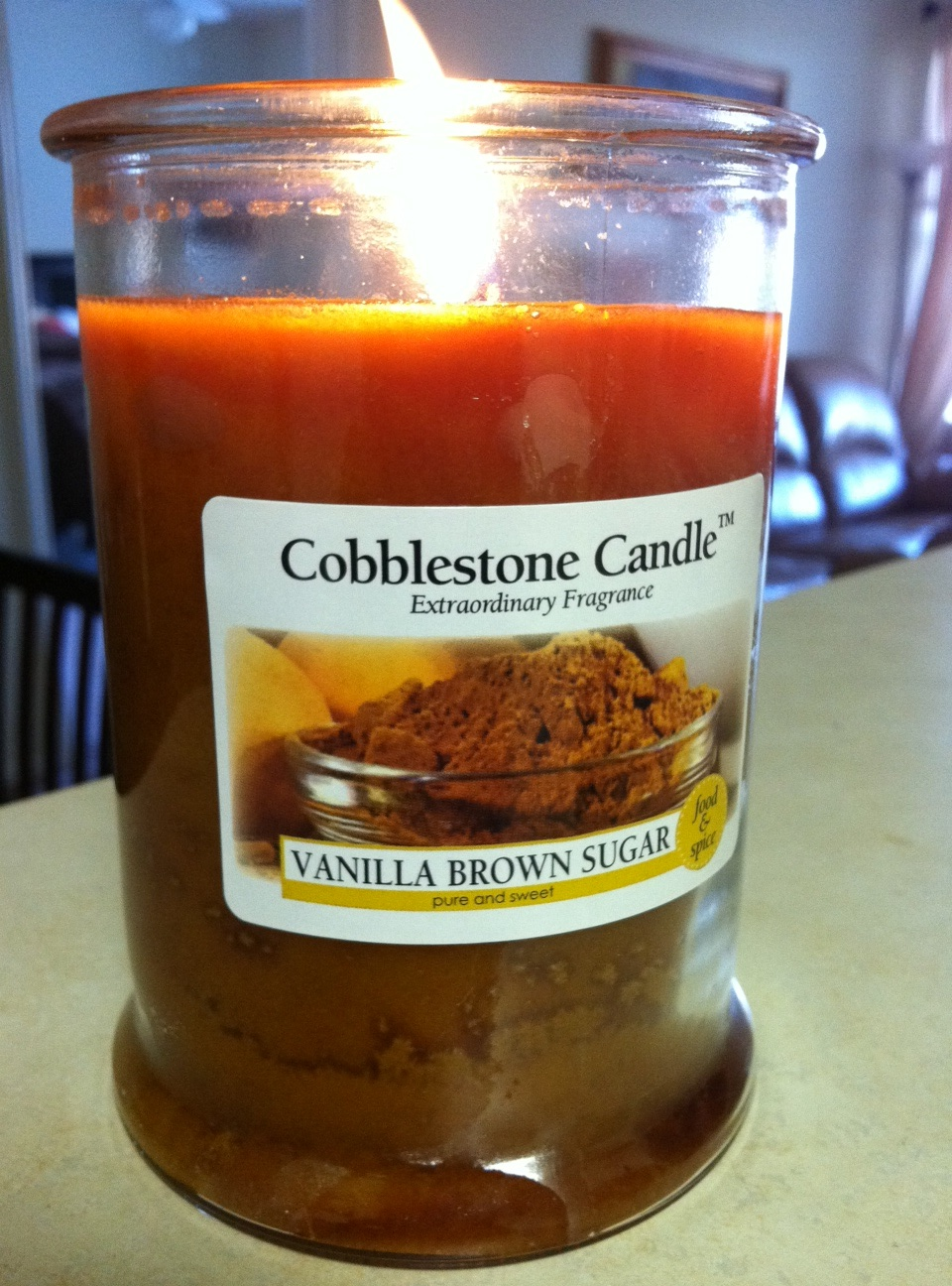 Cobblestone Candle Bargain Shopp
